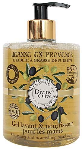 JEANNE EN PROVENCE Gel Lavant Mains Divine Olive 500 ml