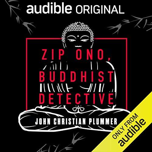 Zip Ono, Buddhist Detective cover art