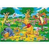 Clementoni- Puzzle Infantil de Winnie The Pooh (267842)