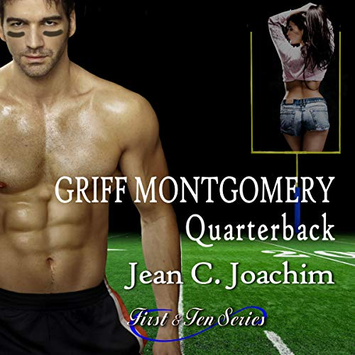 Griff Montgomery Quarterback audiobook cover art