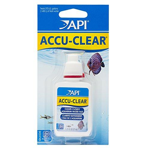 API ACCU-Clear - Clarificador de Agua Dulce para acuarios (37 ml)