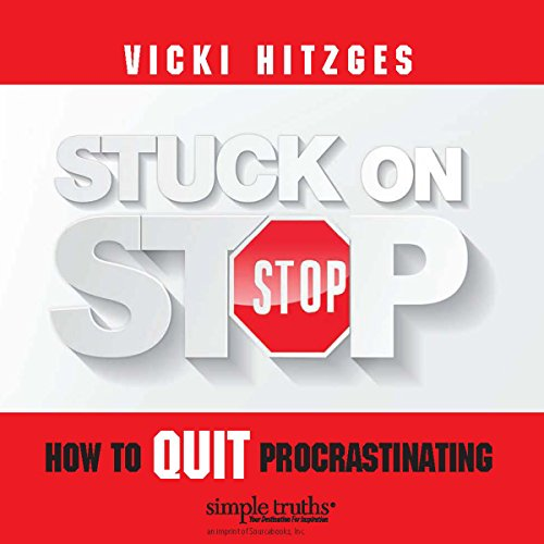 Stuck on Stop audiobook cover art