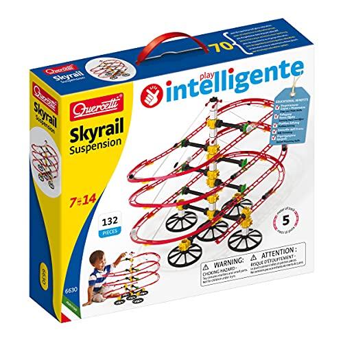 Quercetti - Skyrail Suspension Basic - Kugelbahn