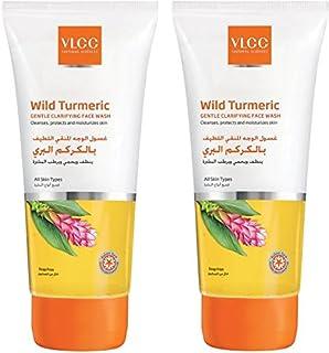 VLCC Wild Turmeric Gentle Clarifying Facewash 2 X 2 X 150 ml, Pack of 1