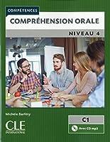 Competences 2eme edition: Comprehension orale C1 Livre + CD