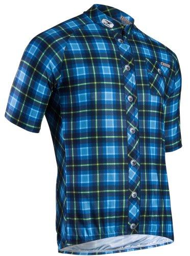 Sugoi Trikot Lumberjack Jersey, Multi Colour, L