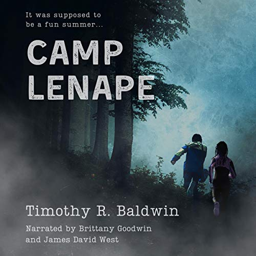 Camp Lenape audiobook cover art