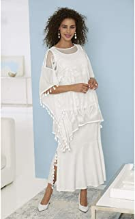45991cafa923 Amazon.com: Whites - Skirt Suits / Suit Sets: Clothing, Shoes & Jewelry