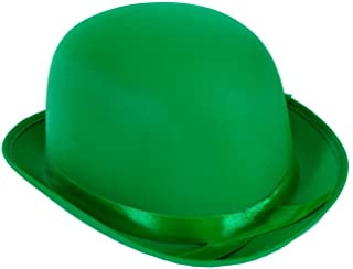 Dress Up Party Costume Bowler Hat