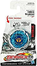Hasbro Beyblades Metal Fusion Beyblade Booster Pack Attack Battle Top #BB01 Cyber Pegasus Legend