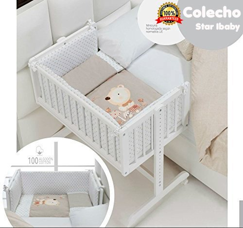 Star Ibaby Complete – Co-Sleeping cot