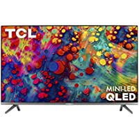 Deals on TCL 65R635 65-in 4K UHD Dolby QLED Roku Smart TV