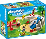 PLAYMOBIL 4132 SuperSet Patio de recreo