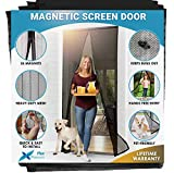 Flux Phenom Reinforced Magnetic Screen Door -...