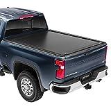 RetraxONE MX Retractable Truck Bed Tonneau Cover | 60484 | Fits 2020 - 2021 Chevy Silverado & GMC Sierra HD 6.9'...