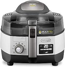 مقلاة هواء متعددة الاستخدام 1.7 لتر من ديلونجي Chef Plus FH 1396/1 ، رمادي