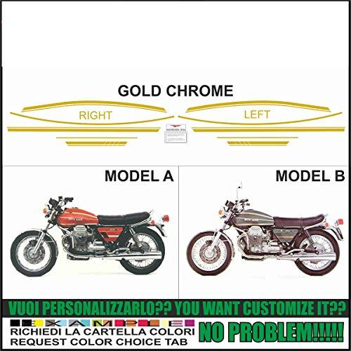 Kit adesivi Decal stikers Moto Guzzi 850 T 1973
