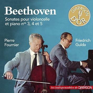 Beethoven: Sonates pour violoncelle et piano (Les indispensables de Diapason)