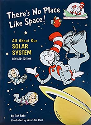 Cat and the Hat teaches about the solar system in There's No Place Like Space