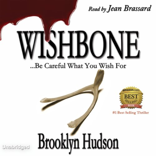 Wishbone audiobook cover art