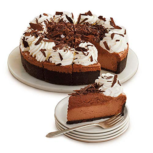 Harry & David The Cheesecake Factory Chocolate Mousse Cheesecake (10 Inches)
