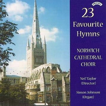 23 Favourite Hymns