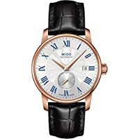 Mido Baroncelli II Automatic Silver Dial Men's Watch