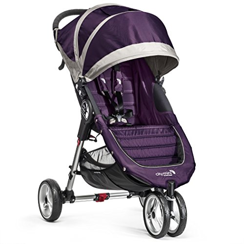 Baby Jogger City Mini 3 - Silla de paseo, color morado /...
