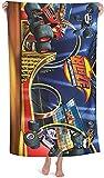 Blaze and The Monster Machines - Toalla de playa (80 x 180 cm), diseño de...