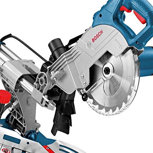 Bosch Kappsäge Professional GCM 800 SJ - 4