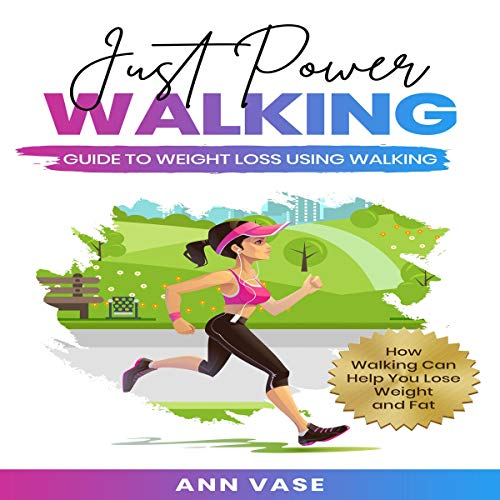Just Power Walking audiobook cover art