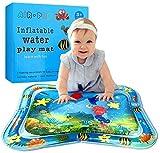 StillCool Aufblasbare Spielmatten, Baby Wassermatte Aufblasbare PVC Wassergefüllte Spielmatte für Kinder und Kleinkinder Spieldecke 66x50cm (Klein)