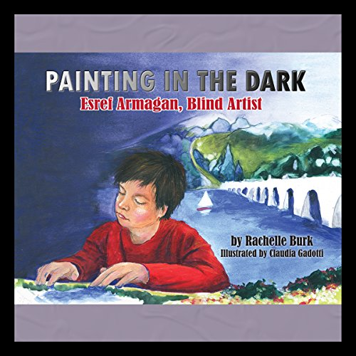 Painting in the Dark audiobook cover art