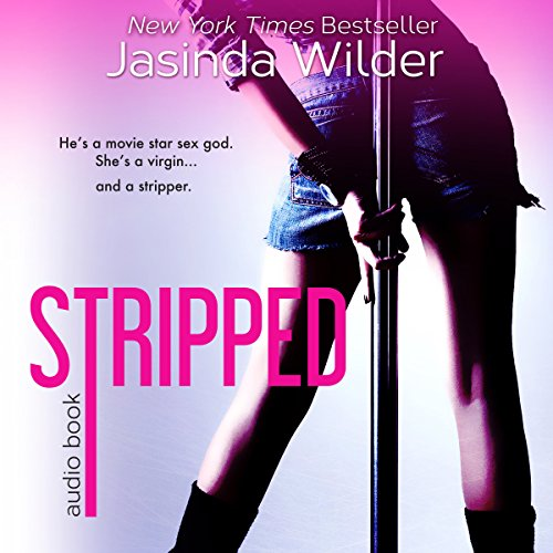 Stripped cover art
