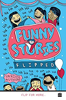 Flipped: Funny Stories/Scary Stories by [VARIOUS]
