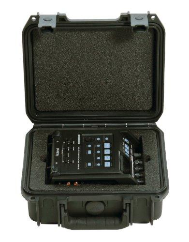 SKB 3i-09074R44 - Maletín para Edirol R-44 (impermeable y acolchado)