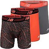 "Best Mens Underwear Briefs - New Balance Men's 6"" Boxer Brief Fly Front Review"
