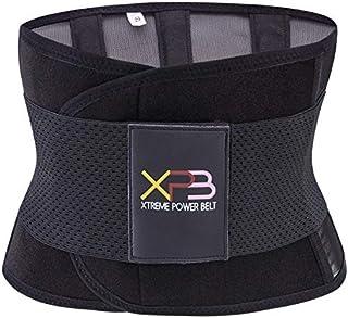 SYMG Men's and Women's Sports Belts, Breathable, Fast Sweating, Fat Burning, Postpartum Abdomen Belt, Strong Shape Waistband shapewear women (Size : XS)