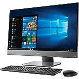 Dell OptiPlex 27 7770 All-in-One 256GB SSD 2TB HD (Intel 9th Generation Processor with Turbo Boost to 4.20GHz, 16 GB RAM, 256 GB SSD + 2 TB HD, 27-inch FullHD IPS, Win 10 Pro) PC Computer Desktop