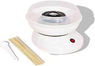 VidaXL 50510 480W Blanco algodonera de azúcar - Máquina de
