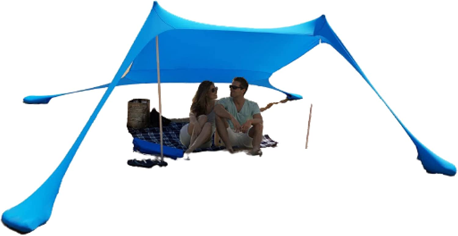 xinghaikuajing Portable Beach Skyscreen Sales of SALE Special sale item items from new works Sunscreen Shac Rides The
