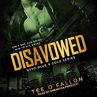 Disavowed cover art