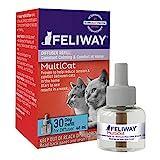 Feliway Calming Diffuser Refill for MultiCat 48 mL