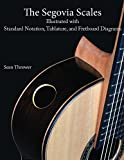 The Segovia Scales: Illustrated with Standard Notation, Tablature, and Fretboard Diagrams (English Edition)
