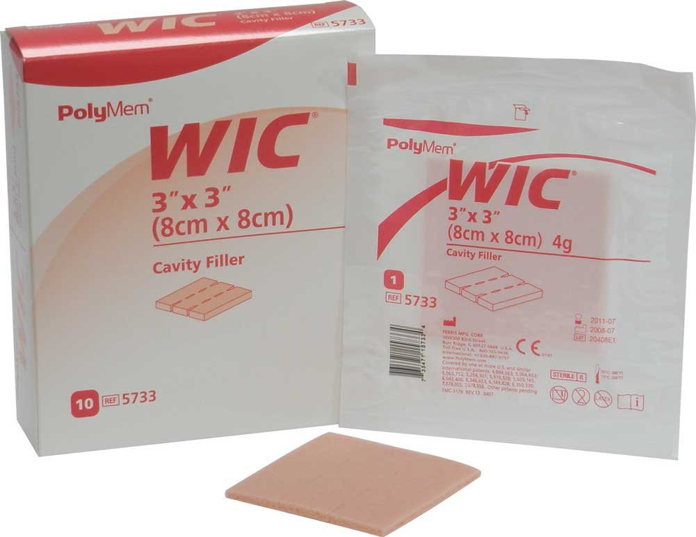 Polywic Max 77% OFF Cavity Limited Special Price Wound Filler X 3