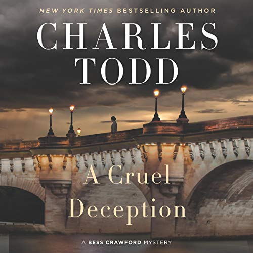 A Cruel Deception audiobook cover art