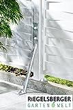 Sturmanker Kyrill - zusätzlicher Schutz für Zaunanlagen