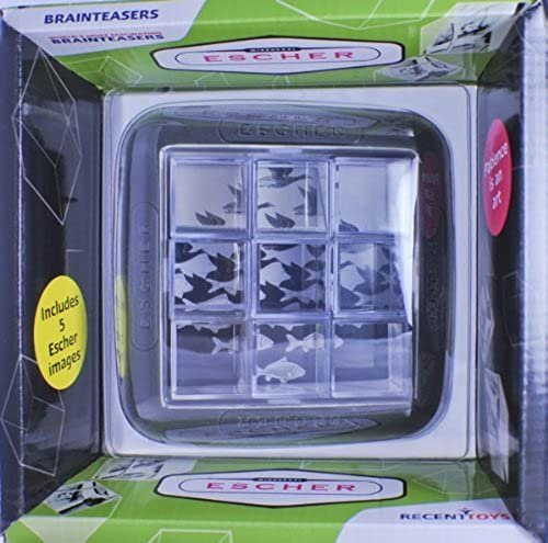 Escher's Mirrorkal Brainteaser Puzzle by Recent Toys USA