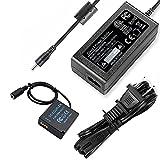F1TP DMW-DCC11 AC Power Adapter DMW-BLE9 BLG10 Dummy Battery kit for Panasonic Lumix DMC-GF3 GF5 GF6 GX85 GX7 Mark II, S6 GX9 GX80 GX85CGK GX85K ZS60 LX100 ZS110 TZ100 Camera
