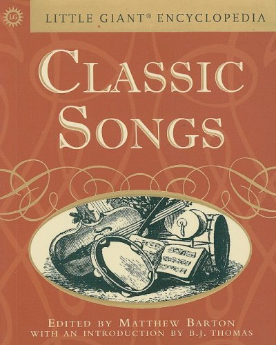 Little Giant Encyclopedia Classic Songs